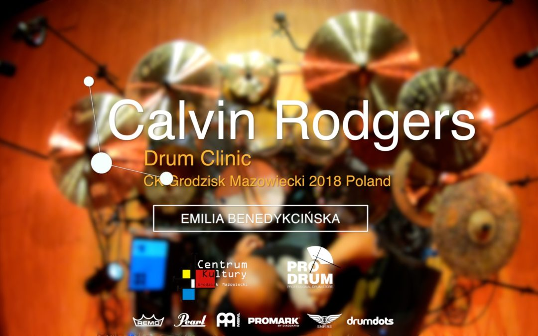 Calvin Rodgers Drums